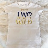 T-shirt Born two be wild_