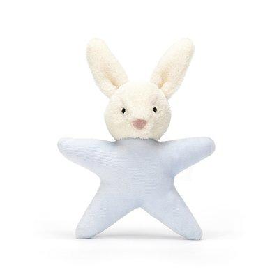 Jellycat Knuffel Konijn Rammelaar Star Bunny