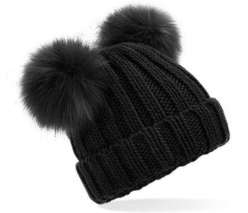 Wintermuts meisje - Zwart